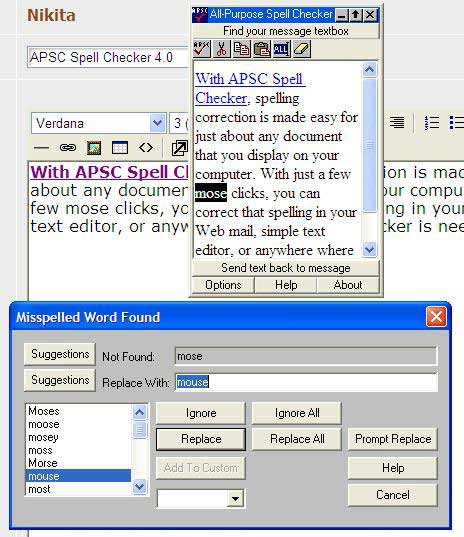 how to get spell check photoshop
